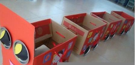 7款幼儿园托小班自制体育玩具及游戏教案