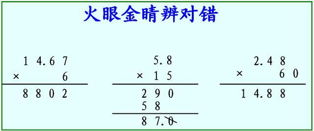 小学数学教案设计之小数乘整数图片