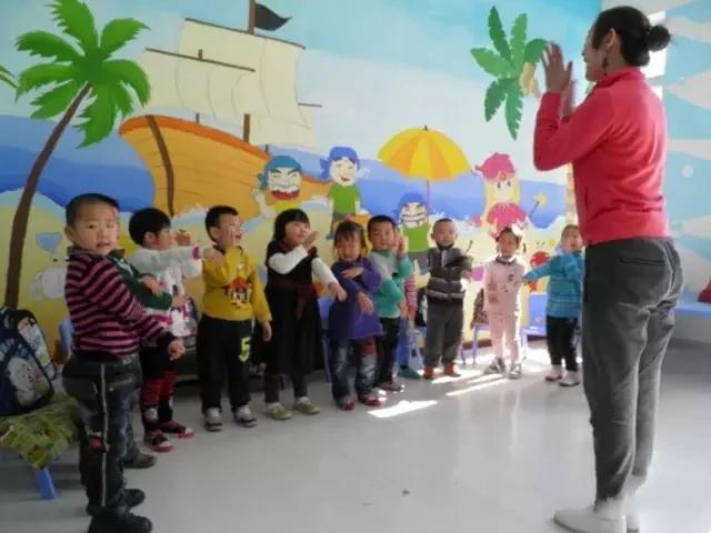 幼儿园小班音乐教案