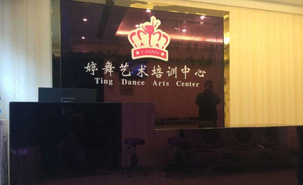 <b>信阳婷舞艺术培训中心</b>