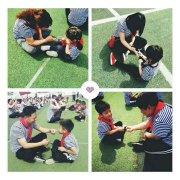 卡酷七色光幼儿园致青春忆童年活动