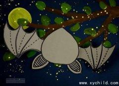 儿童画教程:艺术创想美术课程《无辜的